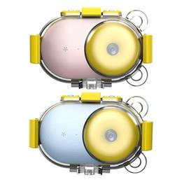 K8 المزدوج عدسة 800W بكسل HD الأطفال كاميرا مضادة للماء التركيز التلقائي قطرة الكاميرا الرقمية للأطفال