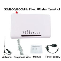 Teléfono fijo fijo Terminal GSM Terminal inalámbrico fijo FCT GSM PBX PABX GSM teléfono de escritorio teléfono fijo en venta