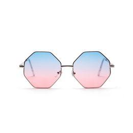 Colored Glasses Lenses Australia - Luxury-Hot Sale Women Fashion Square Sunglasses Colored transparent Marine lens Sun Glasses Elegant Brand Designer polygon diamond glass men