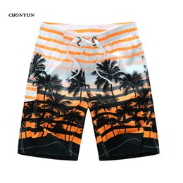 swimwear sizing Australia - New Summer Men's Board Shorts Surf Shorts Bermuda Male Swimwear Running Quick Dry Beach Wear Bathing Suit Plus Size 6XL