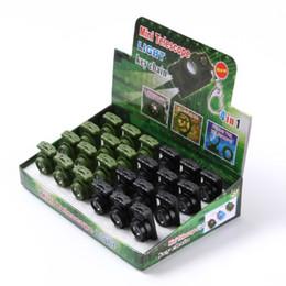 $enCountryForm.capitalKeyWord Australia - Outdoor Keychain Mini Telescope Multifunction ABS Outdoor Camping Adventure Tool with Battery