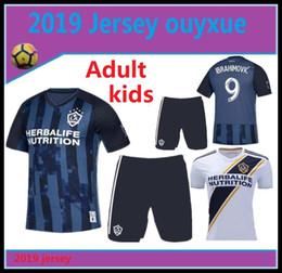 4c3be02aca7 Mls Shirts NZ - 2019 MLS LA Galaxy Soccer Jersey Size S-XXL 19 20