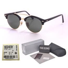 $enCountryForm.capitalKeyWord Australia - New arrival Brand designer Cat Eye Sunglasses men women Half Frame driving sun glasses UV400 glass lens with Retail packaging and label