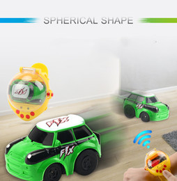 Rc watches online shopping - Gravity Sensing Remote Control RC Smart Watch Car Mini Cartoon With G USB Rechargeable Toys For Children Gift boy toy