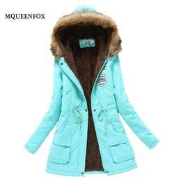 Jackets Big Collars Pattern Australia - Winter Big Fur Collar jacket 2018 fashion plue size hooded coat outerwear Female Thickening Warm Down Jacket ladies slim parka