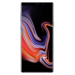 $enCountryForm.capitalKeyWord NZ - 100% Original Refurbished Samsung Galaxy Note9 Note 9 Nano SIM 6.4inch Unlocked 4000mAh RAM 6GB ROM 64GB octa core 4G lte dual 12MP camera