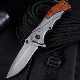 Sharp Cutter Australia - Carabiner Outdoor Pare Open Hang Clip Survive Sharp Cutter Box Blade Fruit Knife Peel Multi Camp Tool Fold Cut Razor Knives