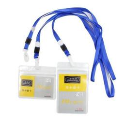 $enCountryForm.capitalKeyWord NZ - 10pcs Waterproof Bag Swimming Bags Waterproof ID Card Holder IC Tag Business Card portable bag Underwater Bags
