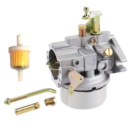 $enCountryForm.capitalKeyWord Australia - ZYHW New Carburetor Carb for Kohler K321 K341 Cast Iron 14hp 16hp John Deer Tractor Engine Carb with Choke Shaft+Fuel Filter
