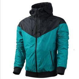China Brand Sweatshirt Hoodie Men Women Jacket Coat Long Sleeve With Logo Autumn Sports Zipper Windcheater Designer Mens Clothes Plus Size Hoodies cheap woman's hats suppliers