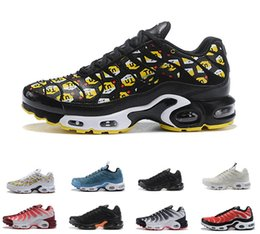 $enCountryForm.capitalKeyWord UK - HOT SALE 2019 Plus Tn Prm Men Outdoor Shoes Wmns Sports Running Shoes OG Black White Chaussures Womens Mens Trainer Sneakers