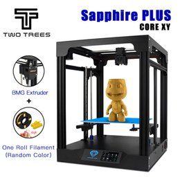touch screen code NZ - TWO TREES 3D Printer Sapphire plus CoreXY BMG Extruder + TMC2208 Core xy 300*300*350mm DIY Kits 3.5 inch touch screen facesheild