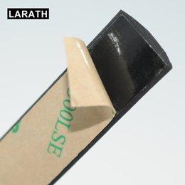$enCountryForm.capitalKeyWord Canada - Windshield Rubber Seal Car Sticker Sealant Sunroof Triangular Sealed Strips Seal Trim For Auto Vehicle Front Rear Windshield