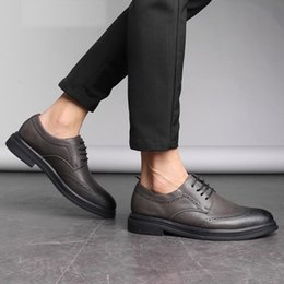 Mens wingtip dress shoes online shopping - brogue shoes men classic italian mens wingtip shoes coiffeur formal shoes men elegant zapatos de hombre buty meskie bona