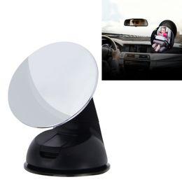 $enCountryForm.capitalKeyWord Australia - Car Auto 360 Degree Adjustable Baby View Mirror Rear Baby Safety Convex Mirror