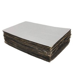 Thickness car online shopping - New cm Sound Deadener Car Insulation Bloack Heat Sound Thermal Proofing Pad mm Thickness