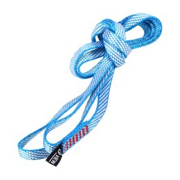 Wholesale 60CM CM Outdoor Safety Belt Lanyard Hammock Strap Rope Climbing Swing Sling Nylon Yoga Sand Bag Flat Strap KN