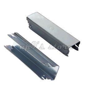 10pcs Spring Steel Mosin Nagant 7.62x54R Sliver 5 Round Stripper Clips Sliver