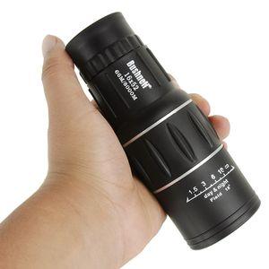 Бесплатная доставка Новый 16X52 Амфирегулин мощные ультрачистые монокуляры Открытый телескоп - D2