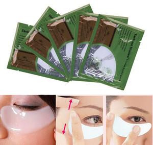 Décorez femmes Cristal Paupière Patch Anti-rides cristal collagène Masque des yeux Enlever les cernes des yeux Masque hydratant yeux