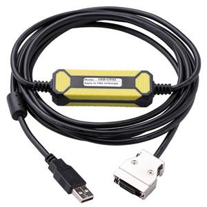 Asamotion Adatto Omron CPM1A / 2A Serie PLC Port Cavo di programmazione aggiornato cavo USB-CIF02 Scarica cavo CQM1-CIF02 USB