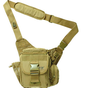 Outdoor Casual Military Army Tactical Saddle Bag WaterProof Messenger Waist Bag