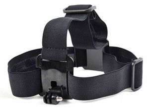 Gopro Accessories Elastic Adjustable Nylon Head Strap Belt Head Band Mount Adapter for Camera HD Hero 1 2 3 3+ sj4000