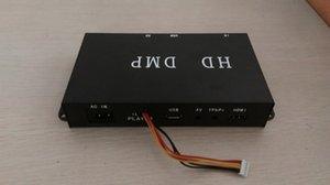 5 버튼 스위치 키를 눌러 1080p 광고 플레이어 상자 비디오를 선택하십시오 HDMI 미디어 상자