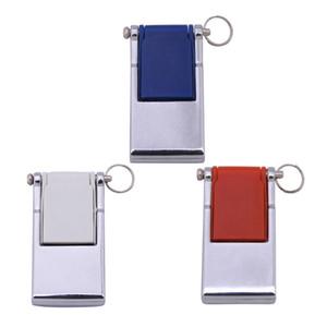 Ücretsiz Logo 100 ADET 128 MB / 256 MB / 512 MB / 1 GB / 2 GB / 4 GB / 8 GB / 16 GB Mini Döner Metal USB Sürücü 2.0 Gerçek Depolama Bellek Flash Pendrives Promosyon Hediyeler