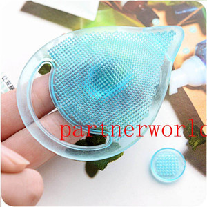 Blackhead Remover Brush Face Clean Pad Black Head Cleansers Tools Makeup wash Tools DHL Free Shipping