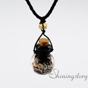 Parfüm sayısının az parfüm şişesi kolye difüzörler aromaterapi difüzör takı kolye yağ difüzör kolye şişeler