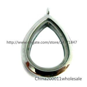 드롭 라이프 스타일 플로팅 메모리 유리 로켓 Locket Bracelet / necklace DIY charms for locket