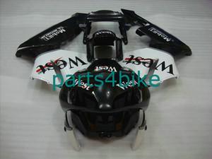 Bodykits West Black para carenado Honda CBR600RR 2003 2006 CBR 600RR 03 04 kit de carenado CBR 600 RR CDOW