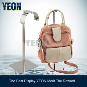 YEON Fashion bag display stand polaco bolso display rack holder BR0015, pedido al por mayor disponible