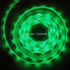 All'ingrosso-LED Strip 5050 SMD luce fiexible 60Led / m, 5m 300Led, DC 24V, bianco, bianco caldo, rosso, verde, blu, giallo, striscia impermeabile RGB uv