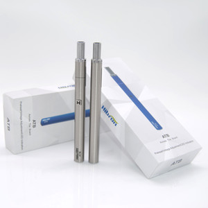 Original Hibron ATB Vape Pen 510 Vorwärmbatterie 400 mah Wechselspule Variable Spannung ecig start kits concentract öltank Starter Kit