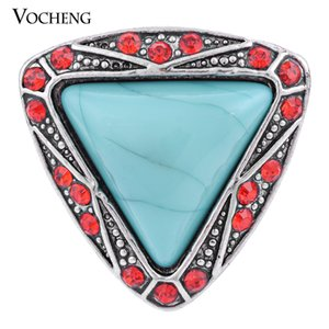 VOCHENG NOOSA 18mm 2 Colors Custom Snap Button Jewelry Vn-981