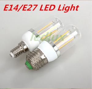 G9 \ E27 \ E14 6W 주도 램프 조명 220V 110V 옥수수 전구 SpotLight 캔들 크리스탈 샹들리에 홈 조명 무료 배송