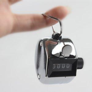 Tally Sayaç Hand Held Golf inme Lap Envanter sayımı - Metal Toptan Sıcak Satış Yeni Geliş 100pcs / sürü