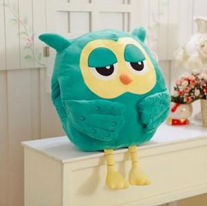 OW003-2 만화 어린이 담요 아기 담요 어린이 담요 공기 상태 담요 귀여운 올빼미 담요 베스트 셀러 장난감 인형 담요 1.5 * 1m