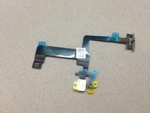 Power Button Switch Off Flex Kabel mit Kamera Flash-Mikrofon für iPhone 6 Plus 4,7 5,5 Zoll Ersatzteile Original Neu
