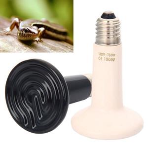 Infravermelhos cerâmicos lâmpada lâmpadas de calor lâmpada infravermelha (Reptile / pet / anfíbio / aves) 220V ou 110V 50--250w