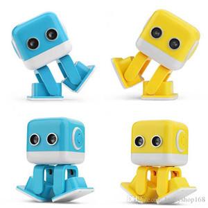 RC Cubee Robot F9 Akıllı akıllı Dans Robot oyuncak Elektronik Yürüyüş Oyuncaklar Çocuklar Için App kontrol Robot Hediye Eğitim Oyuncak