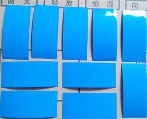 Isolation de 72mm / pcs 18650battery de PVC Heat Shrink Re-emballage pour imr 18650 batterie sony vtc4 vtc5 samsung LG he4 us18650 batteries ultrafire