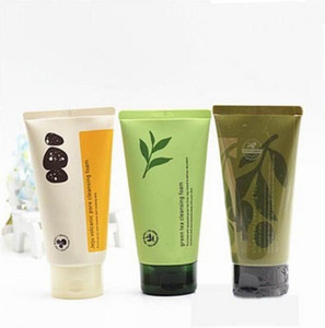 Original Korea Jeju Volcanic Pore Cleansing Foam Deep Cleanser Black Head Acne Treatment Nose Blackhead Remover
