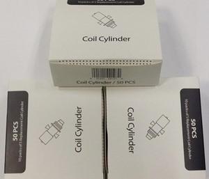 Maxi 2043 1453 Cartomizer Core Tête de noyau d'atomiseur de bobine remplaçable 1.8-2.1ohm 1453/2043 / MAXI Atomiseur Coil Head E cigarette