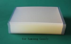 250um dicke OCA optische klar klebenden Aufkleber für Samsung Gaxaly S3 S4 S5 S6 S7 Rand S8 S9 Plus