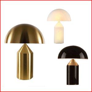 Lámpara de mesa Lámparas de escritorio Luz de escritorio Dormitorio Dormitorio Luces de la sala de estar Lámparas de la sala de estudio del hotel Bar de noche Cofe Iluminación de hongos