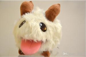 Poro Plüschtiere 25cm * 20cm League of Legends niedlichen Poro Cartoon Puppen LOL Poro weiche Puppen versandkostenfrei