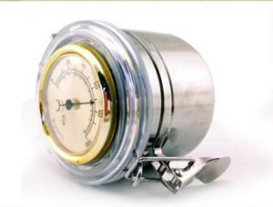 2017 nuovo acciaio misuratore di umidità cintura in acciaio, tabacco serbatoio umidità tagliare, serbatoio umidificazione, pellicola idratante, 75-160mm dimensione